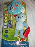 In the night garden cot/pram toy igglepiggle jitter toy