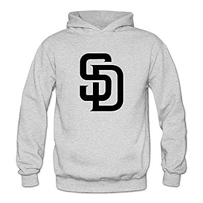 YYShirt Women's San Diego Padres Hoodie Sweatshirt