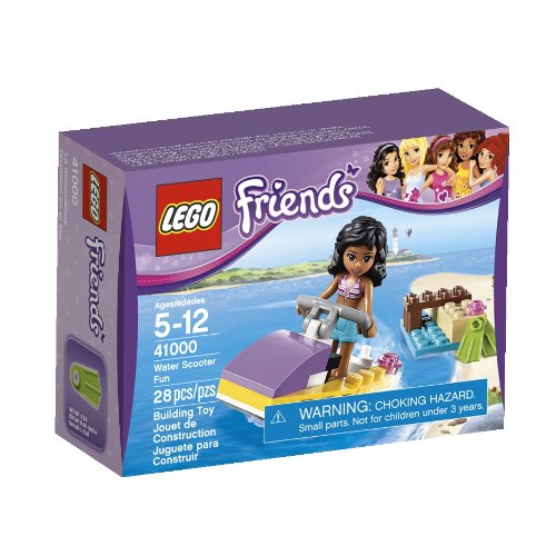 LEGO Friends Water Scooter Fun 41000 - 1