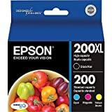 Epson 200XL Black + 200