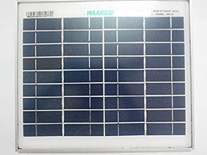 Waree-12V-10-W-Solar-Panel