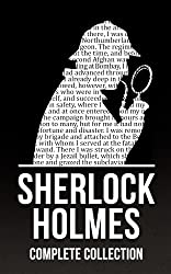 Sherlock Holmes: The Complete Collection (4 Novels, 56 Short Stories, and Exclusive Bonus Features) (English Edition)
