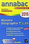 Annales Annabac 2015 Histoire-G�ograp...