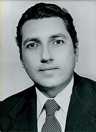 photo of Portrait of Rafael Flores Lima.: Entertainment Collectibles