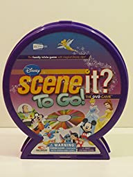 Disney Scene It To Go DVD Game FAMILY…