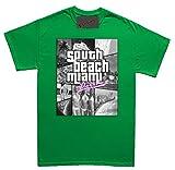 Renowned - Camiseta - Cuello redondo - manga 3/4 - Niños-Niñas GrÃ?Â?n small