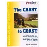 The Coast-to-coast Mountain Bike Route Pack (Mountain bike route companion packs)by Tim Woodcock