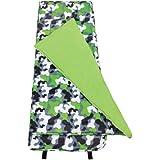 Wildkin Green Camo Original Nap Mat