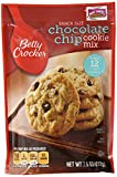 Betty Crocker Snack Size Cookie Mix, Chocolate Chip, 7.5 Ounce (Pack of 9)