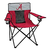 NCAA Alabama Crimson Tide Elite Chair by Logo Brands