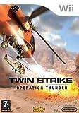 echange, troc Twin strike: opération thunder