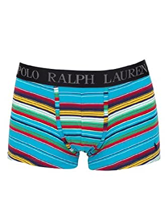 Polo Ralph Lauren - Multicolore Stripe Trunks - Homme - Taille: L