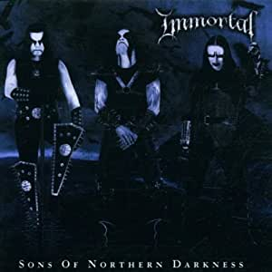 Sons of Northern Darkness by Immortal (2002) Audio CD