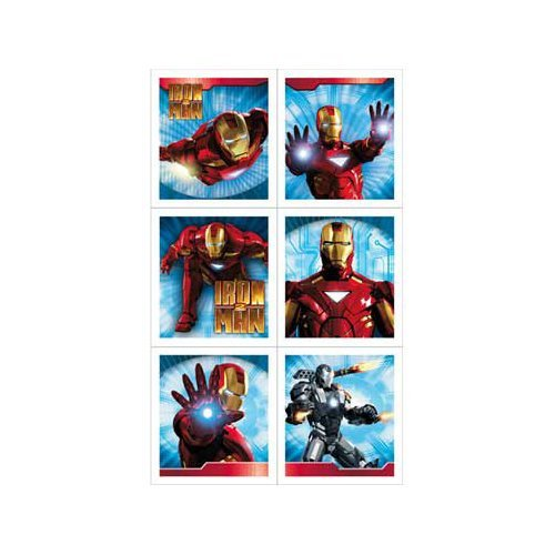 Iron Man 2 Stickers - 1