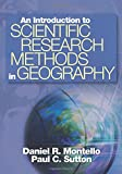 An Introduction to Scientific Research Methods in Geography (1412902878) by Montello, Daniel R.