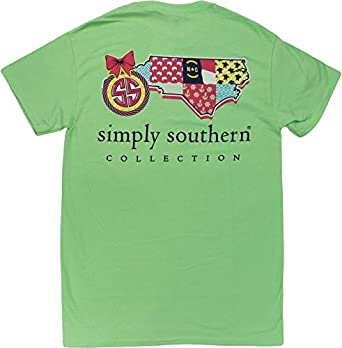 Simply Southern Tees Short Sleeve Preppy North