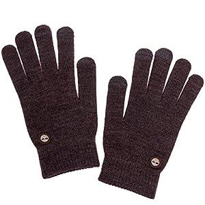 Timberland Mens Magic Lightweight Commuter Glove w/ Touchscreen Technology (Brown)