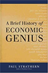 A Brief History of Economic Genius (Paperback)
