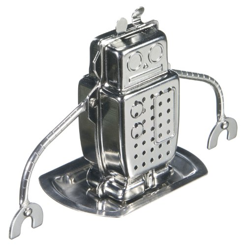 G&H Tea Services Hanging Infuser, Robot