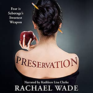 Preservation: Preservation, Book 1 Audiobook