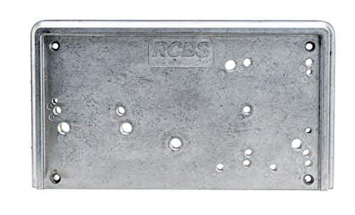 Cheapest Prices! RCBS Accessory Base Plate-3, Grey