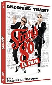 Stars 80, Le Film - 2 DVD - Inclus le film en version karaoké ! [Édition Double]