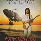 Steve Hillage - Motivation Radio - Virgin - 25 468 XOT