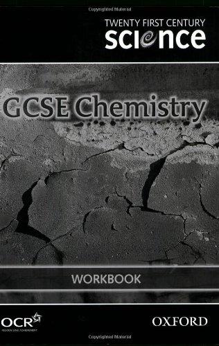 Twenty First Century Science: Gcse Chemistry Workbook