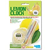 Great Gizmos 4M Kidz Labs Lemon Clock