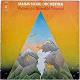 Mahavishnu Orchestra - Visions Of The Emerald Beyond - CBS - CBS 69108, CBS - 69108