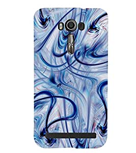 PRINTSWAG VECTOR DESIGN Designer Back Cover Case for ASUS ZENFONE 2 LASER ZE550KL