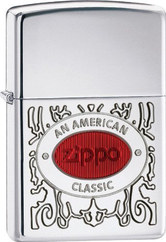 Zippo An American Classic.