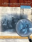 American History Firsthand: Working with Primary Sources, Vol. 2: Since 1865, 2nd Edition (020555993X) by Frederick, Peter J.