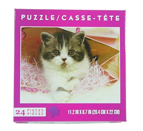 Gift Kitten 24 Piece Puzzle