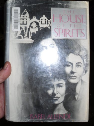 The House of the Spirits (G K Hall Large Print Book Series)