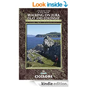 Walking on Jura, Islay and Colonsay (British Mountains)