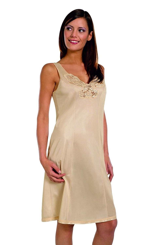 Naturana Damen Jumpsuit Eloïse – Fond de robe antistatique – Longueur 100 cm, Einfarbig online bestellen