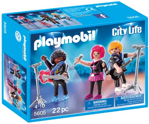 Playmobil Pop Stars Band