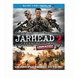 Jarhead 2: Field of Fire - Unrated Edition [Blu-ray]