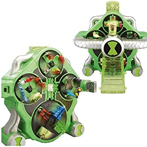 Ben 10 Ultimate Alien Creation Laboratory