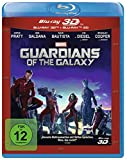 Guardians of the Galaxy - 3D + 2D [3D Blu-ray]