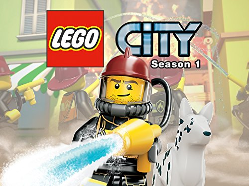 LEGO City on Amazon Prime Instant Video UK