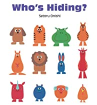Books x3 – Who's Hiding, The Three Robbers & Magic