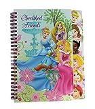 Disney Collectible Notebooks & Journals: Cars, Minnie Mouse, & Princess. Mix & Match! (PINK Princess Sectional Journal)
