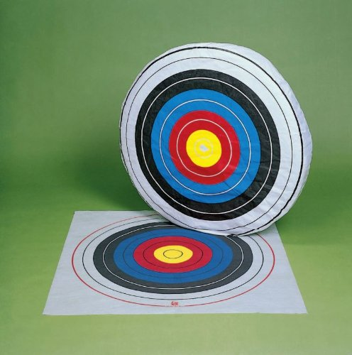 American Whitetail Square Flat Face Archery Target - 48