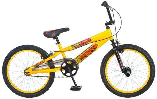 Mongoose Boy's Strike Bicycle (Yellow)