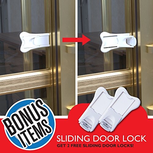 Child Safety Locks For Babyproofing Cabinets And Drawers