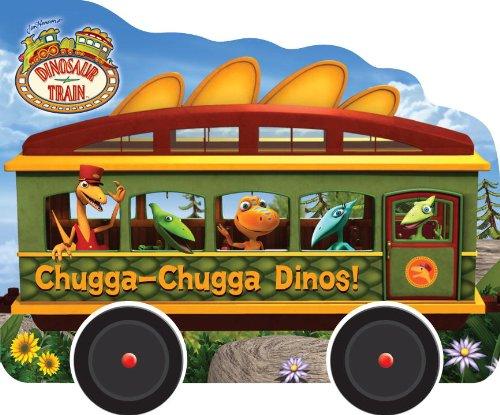 Chugga-Chugga Dinos! (Dinosaur Train) front-504855