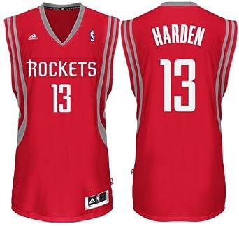 adidas NBA Houston Rockets James Harden Road Replica Youth Jersey by adidas