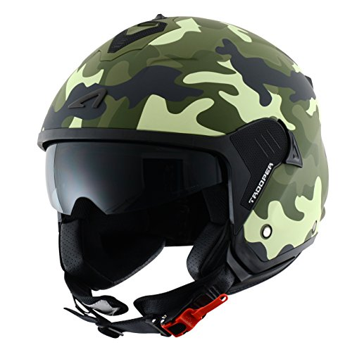 Astone Helmets MINITROOP - Casco Jet Mini Trooper